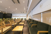ニュース画像:岡山空港のラウンジマスカットと有料待合室、8月から平常通り営業