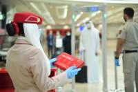 ニュース画像:エミレーツ航空、新型コロナウイルス感染症対策を強化