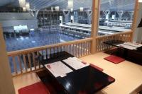 ニュース画像:今しか見れない特別な羽田空港、全国の高級食材を楽しむ食事プラン登場