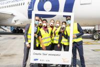 ニュース画像:LOTポーランド航空、ブダペスト/ソウル・仁川線を運航再開