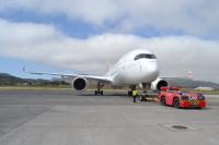 ニュース画像:イベリア航空、テネリフェ線にA350を初投入