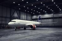 ニュース画像:スカンジナビア航空、40機目のA320neo導入 アヴァロンがリース