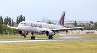 ニュース画像:カタール航空、空域閉鎖中の中東4カ国に50億米ドルの補償要求
