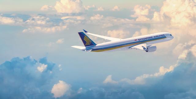 ニュース画像 1枚目:シンガポール航空 A350