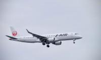 ジェイ・エア、8月に伊丹発着松本、種子島、徳之島線で季節便を運航の画像