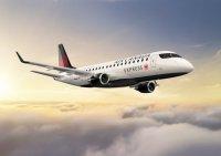 ニュース画像:エア・カナダ、Eジェット運航開始から15周年