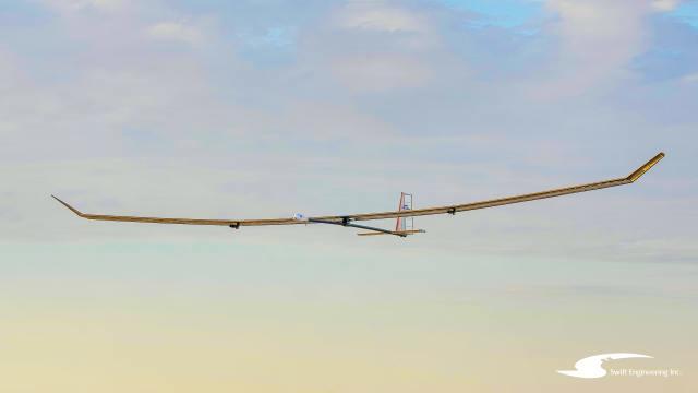 ニュース画像 1枚目:高高度滞空型無人航空機 SULE