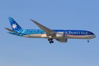 ニュース画像:エア・タヒチ・ヌイ、パペーテ/ロサンゼルス線を運航再開