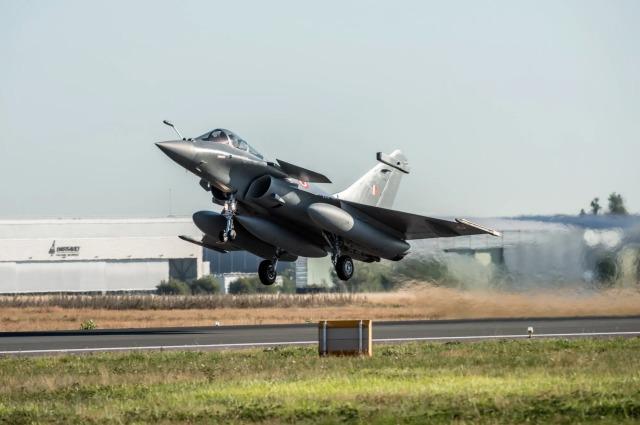 ニュース画像 1枚目:インド空軍向けラファール