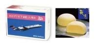 ニュース画像:アイベックス、仙台/伊丹線就航20周年記念で搭乗者に「萩の月」配布