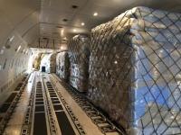ニュース画像:ヴォルガ・ドニエプル・グループ、747-8Fなどで医療物資を輸送