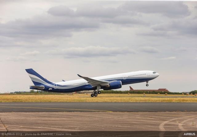 ニュース画像 1枚目:ハイフライ航空 A330-900neo