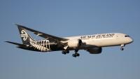 ニュース画像:ニュージーランド航空、成田/オークランド線は10月24日まで週1便
