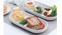 ニュース画像:JAL国内線ファーストクラス、8月は宮城の食材で爽やかな機内食