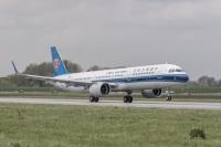 ニュース画像:中国南方航空、8月12日に成田/広州線を運航再開