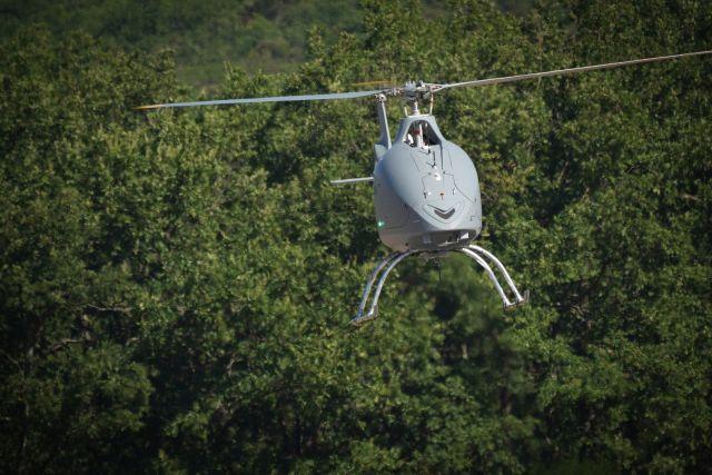 ニュース画像 1枚目:無人航空機 VSR700
