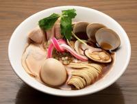 ニュース画像 2枚目:関西初出店のラーメン店「むぎとオリーブ」の蛤 SOBA