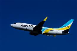 ニュース画像 1枚目:AIRDO 737-700