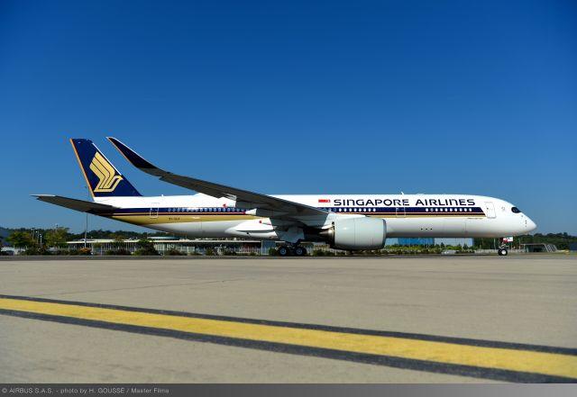 ニュース画像 1枚目:シンガポール航空 イメージ