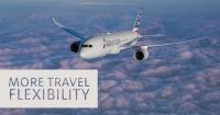 アメリカン航空、変更手数料免除 対象期間を再変更の画像