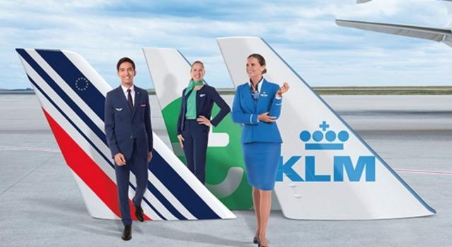 ニュース画像 1枚目:エールフランス-KLM
