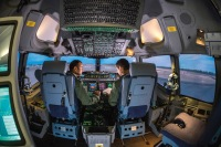ニュース画像:ボーイング、NATOとC-17乗務員訓練支援で契約締結