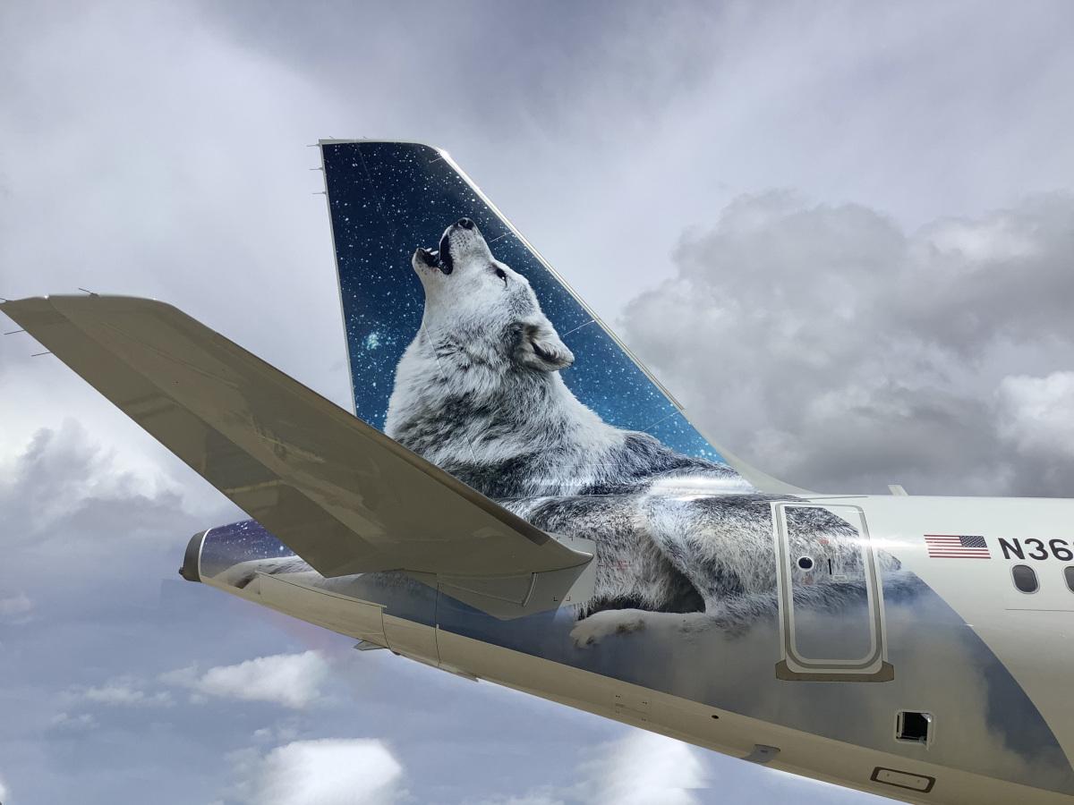 ニュース画像 1枚目:フロンティア航空が受領した100機目
