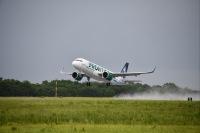 ニュース画像 2枚目:A320neo「N369FR」
