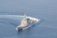 護衛艦「あしがら」、アメリカ派遣訓練の訓練期間を一部変更の画像