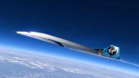 ヴァージン・ギャラクティック、超音速旅客機の初期設計固めるの画像