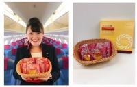 FDA、福岡/静岡線で洋菓子「アマンド娘」提供 8月期間限定の画像