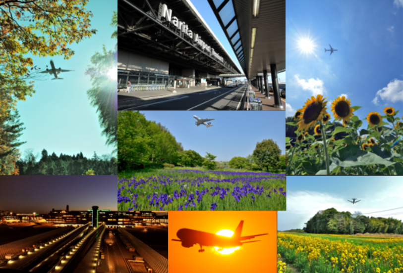 ニュース画像 1枚目:「成田空港オンライン見学ツアー」イメージ