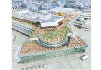 福岡空港、国内線ターミナルビルをオープン 新展望デッキお目見えの画像