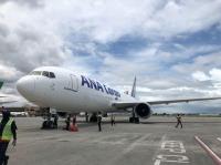 ANA Cargo、マニラへ初めて767Fを運航の画像