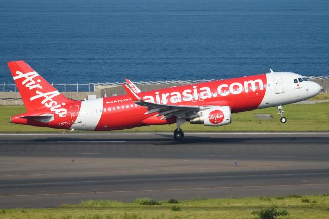 ニュース画像 1枚目:エアアジア・ジャパン イメージ(renseiさんの航空フォト)