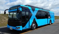 羽田空港付近で自動運転の実証実験、次世代型公共交通システムめざすの画像