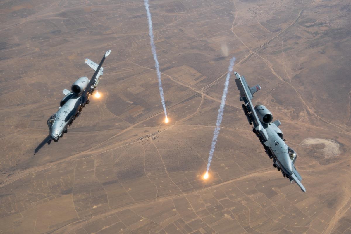 ニュース画像 1枚目:A-10サンダーボルトII