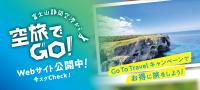 静岡空港から「空旅でGO!」、就航地PRサイト開設の画像
