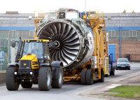 ロールス・ロイス、A350-900搭載エンジンで疲労亀裂の画像