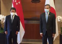 日本/シンガポール間、9月からビジネス渡航で合意の画像