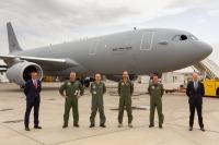 ニュース画像:NATO MMF向けA330MRTT、2号機引き渡し