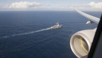 アメリカ海軍VP-47のP-8A、シー・ブリーズ2020演習に参加の画像