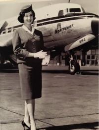 ニュース画像:コロナで自主退職の客室乗務員、デルタ航空にラブレター送る