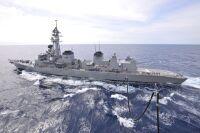 護衛艦「むらさめ」、8月30日出港 中東方面での情報収集活動の画像