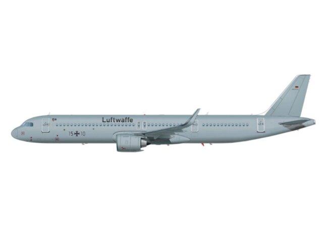 ニュース画像 1枚目:ドイツ空軍向け「ACJ321LR」イメージ