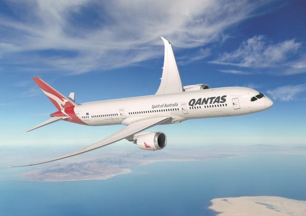 ニュース画像:カンタス航空、2017年から787-9導入を正式決定 747-400を更新