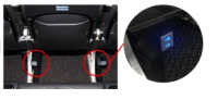 JTA、座席周辺にUSB電源配置した737-800導入の画像