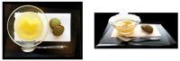 ニュース画像:JAL、海外発日本行きファーストクラスで青森県産デザート提供