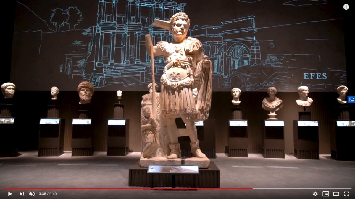 ニュース画像 1枚目:イスタンブール空港博物館「トルコの至宝:玉座の顔(Treasures of Turkey: Faces of the Throne)」イメージ