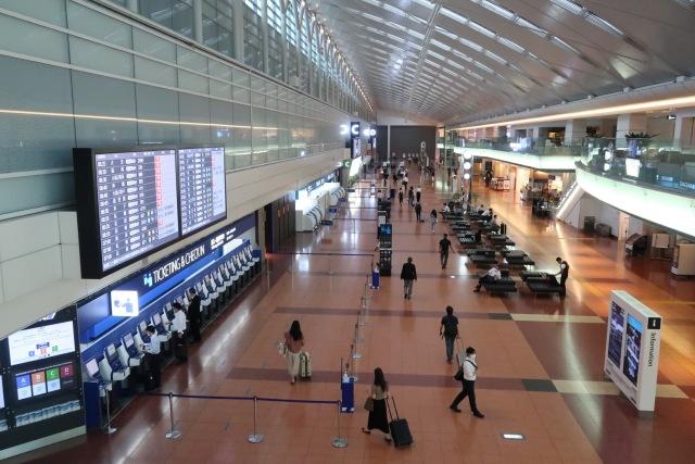 ニュース画像 1枚目:ANA 羽田空港